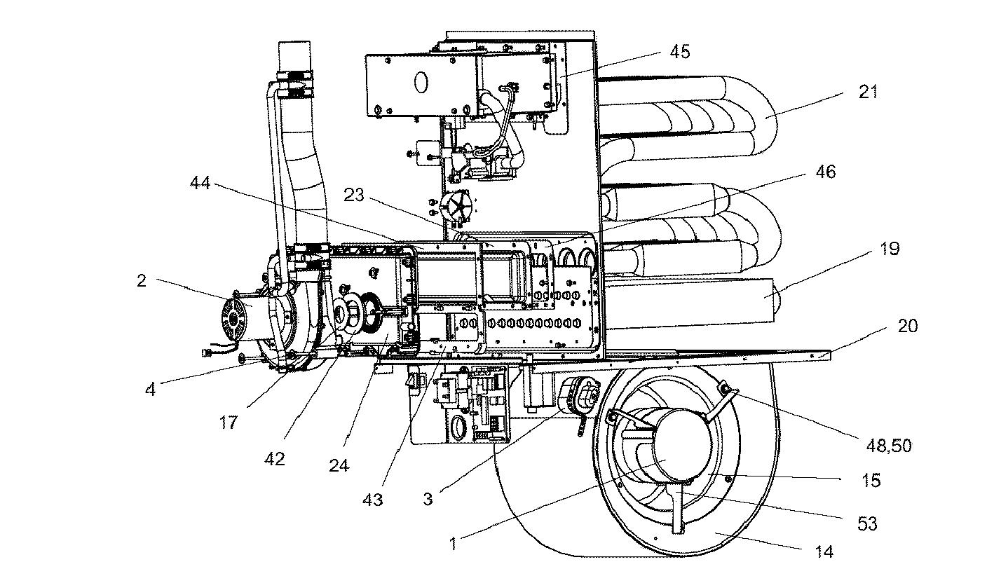 Coleman model UGAE080CDB furnace/heater, gas genuine parts
