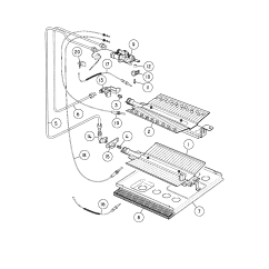 Fisher Paykel Dishwasher Parts Diagram 700r4 Tcc Wiring And Gas Range Model Or24sdmbgx288654a