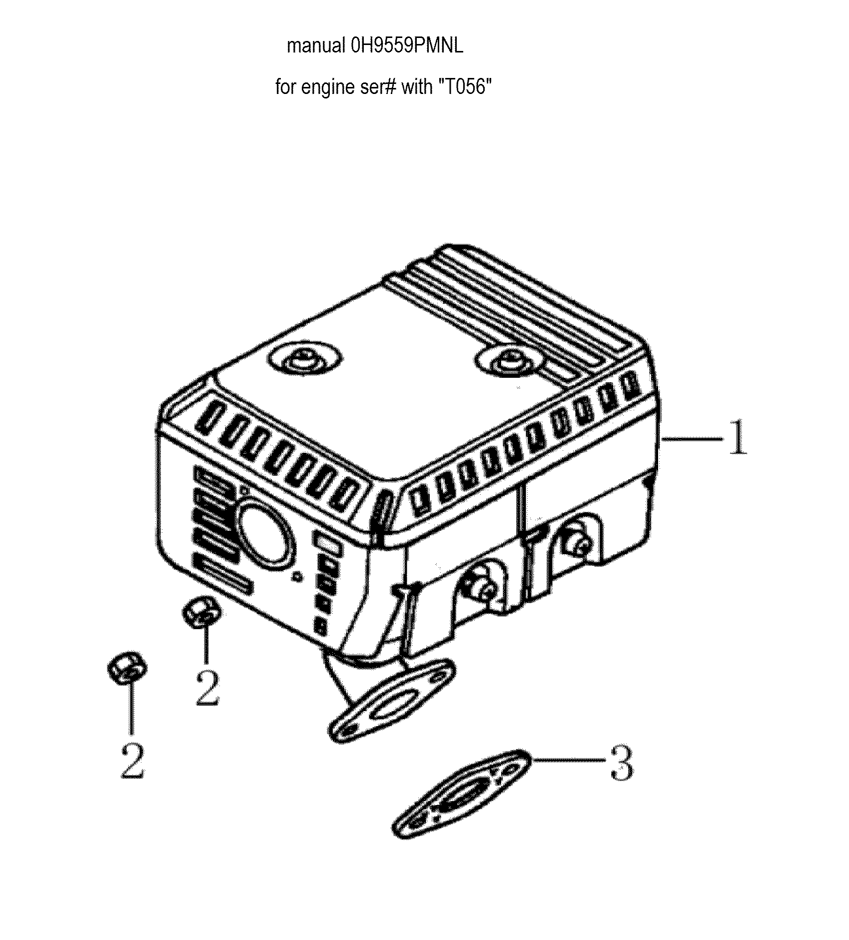 Generac model 006022-0 power washer, gas genuine parts