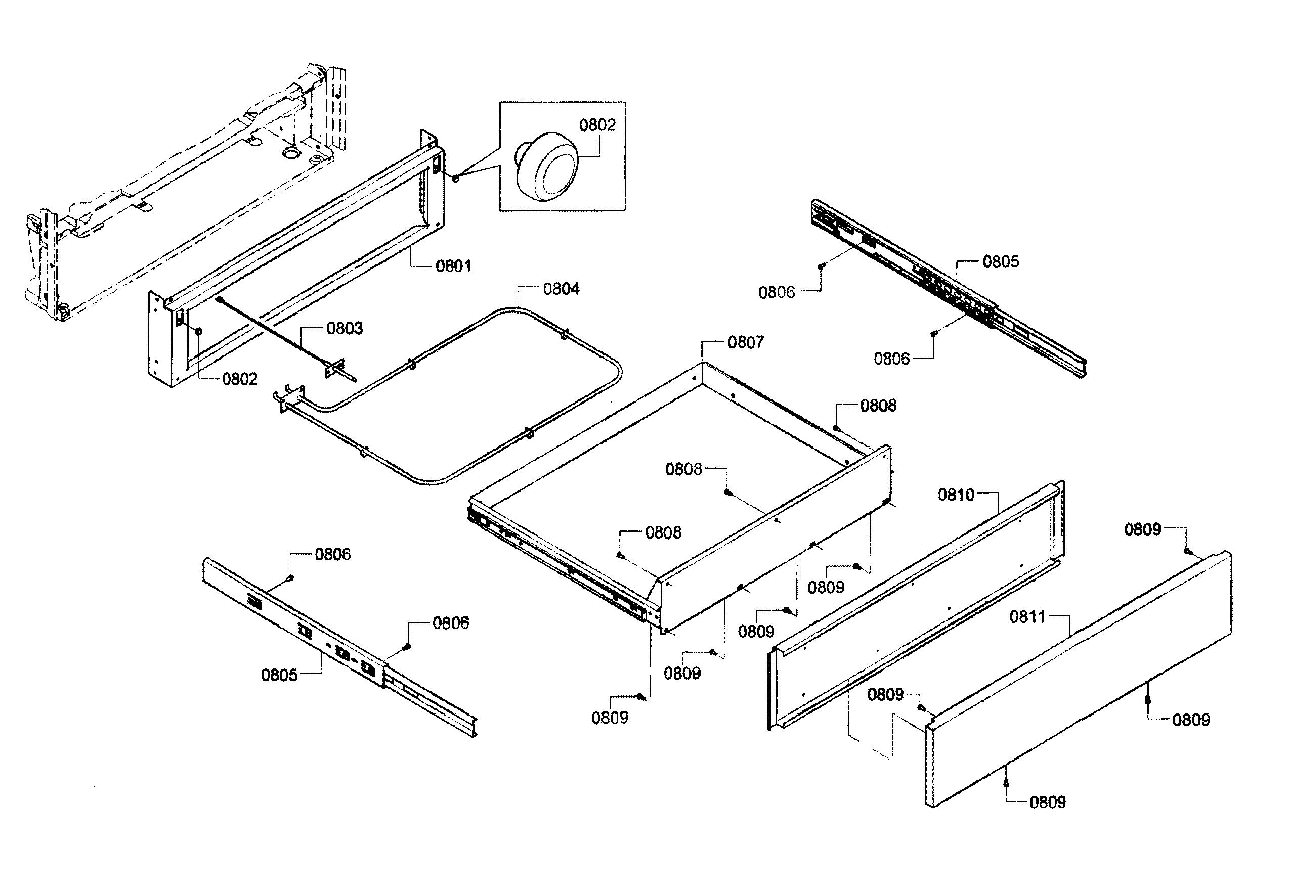 Bosch Dual Fuel Range Manual