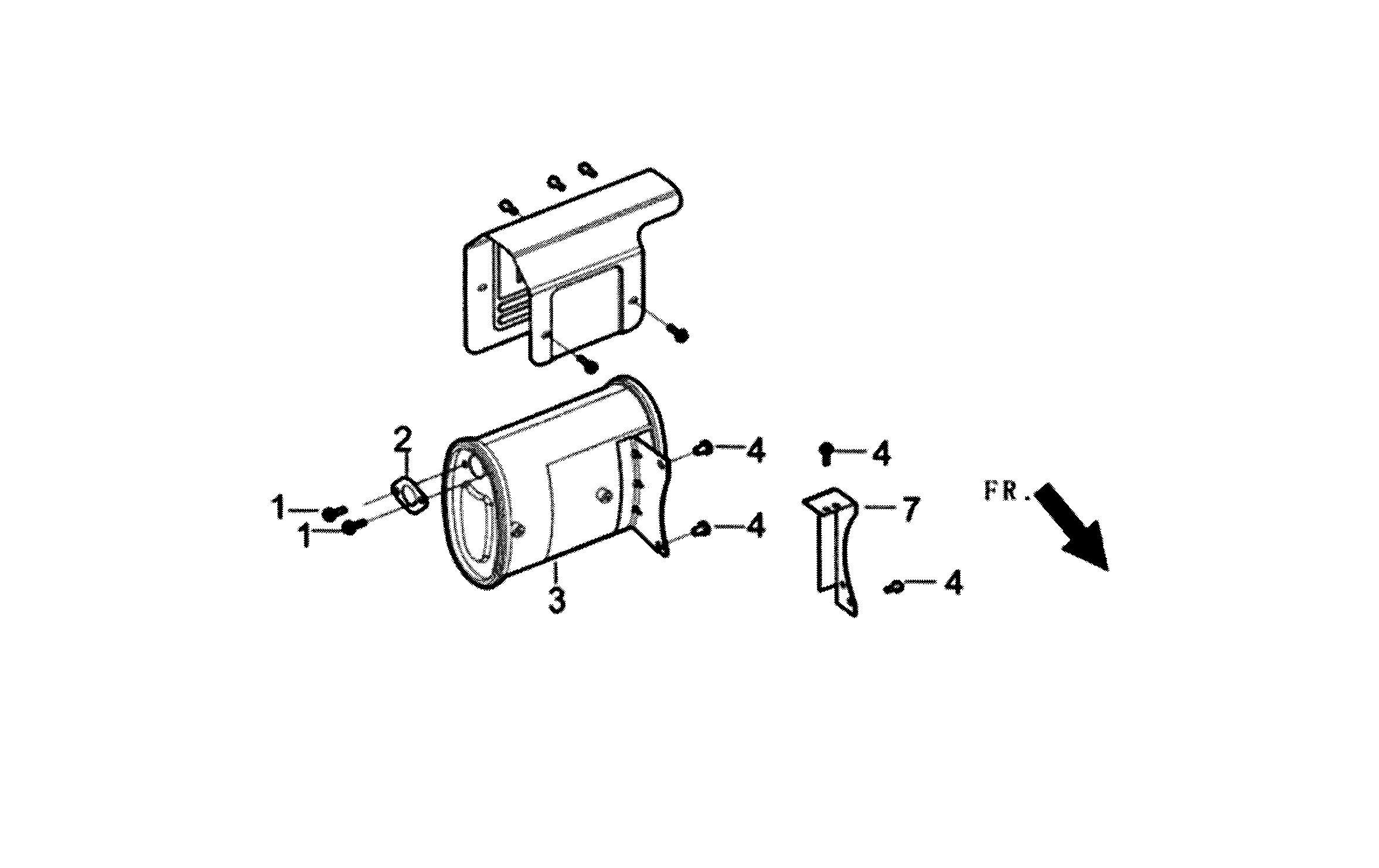 Generac model GP5500-5939-5 generator genuine parts