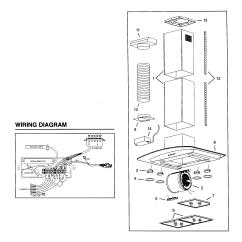 Broan Range Hood Wiring Diagram For Kenwood Car Radio Akdy Oven