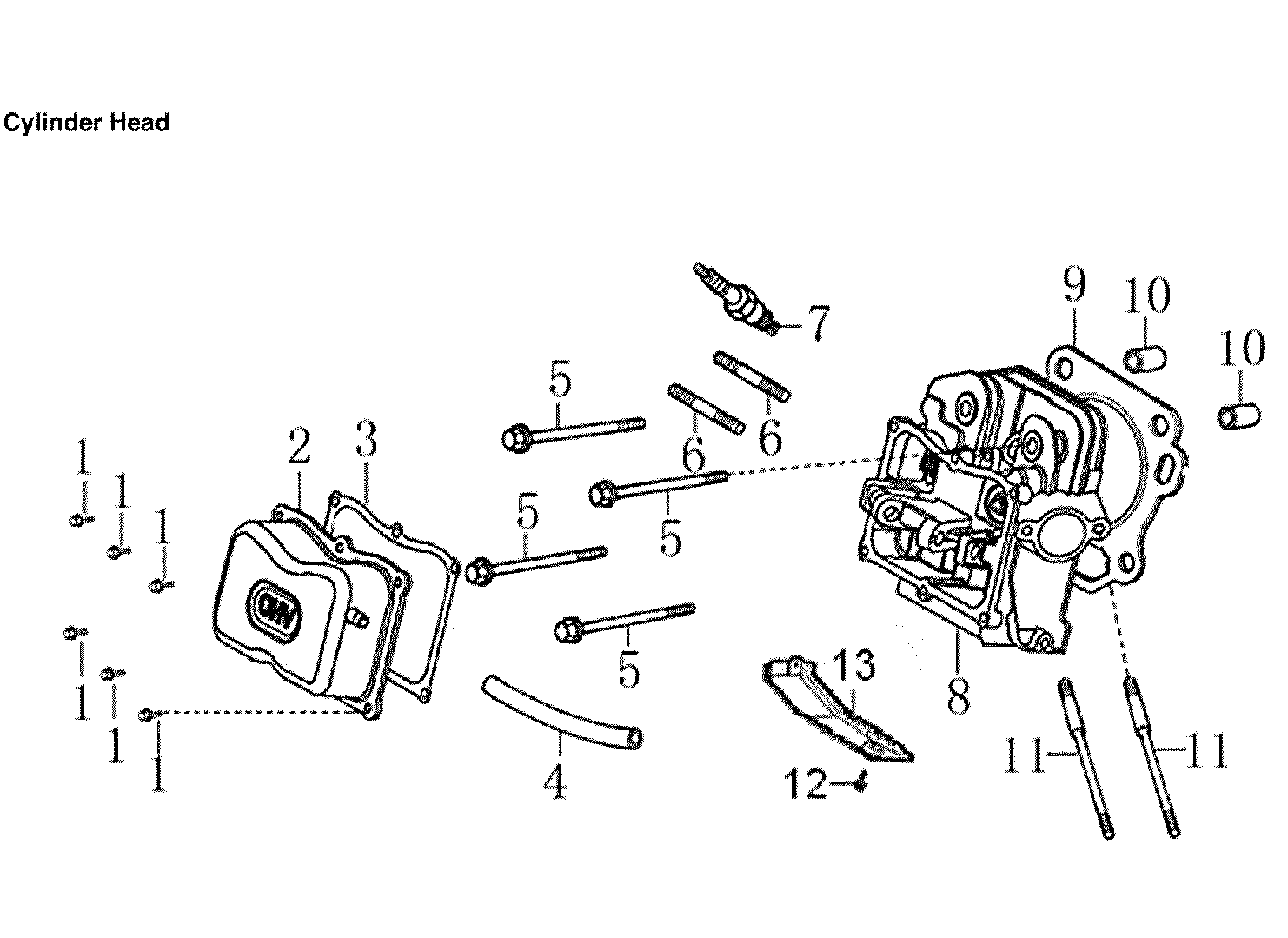 Generac model 005939-6 generator genuine parts
