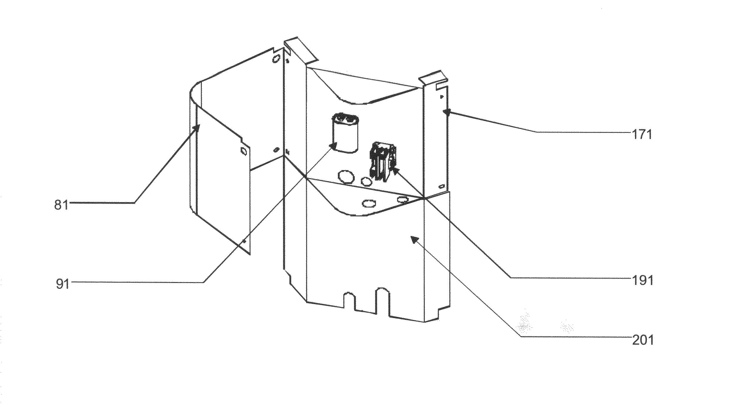Goodman model CLT30-1B air-conditioner/heat pump(outside