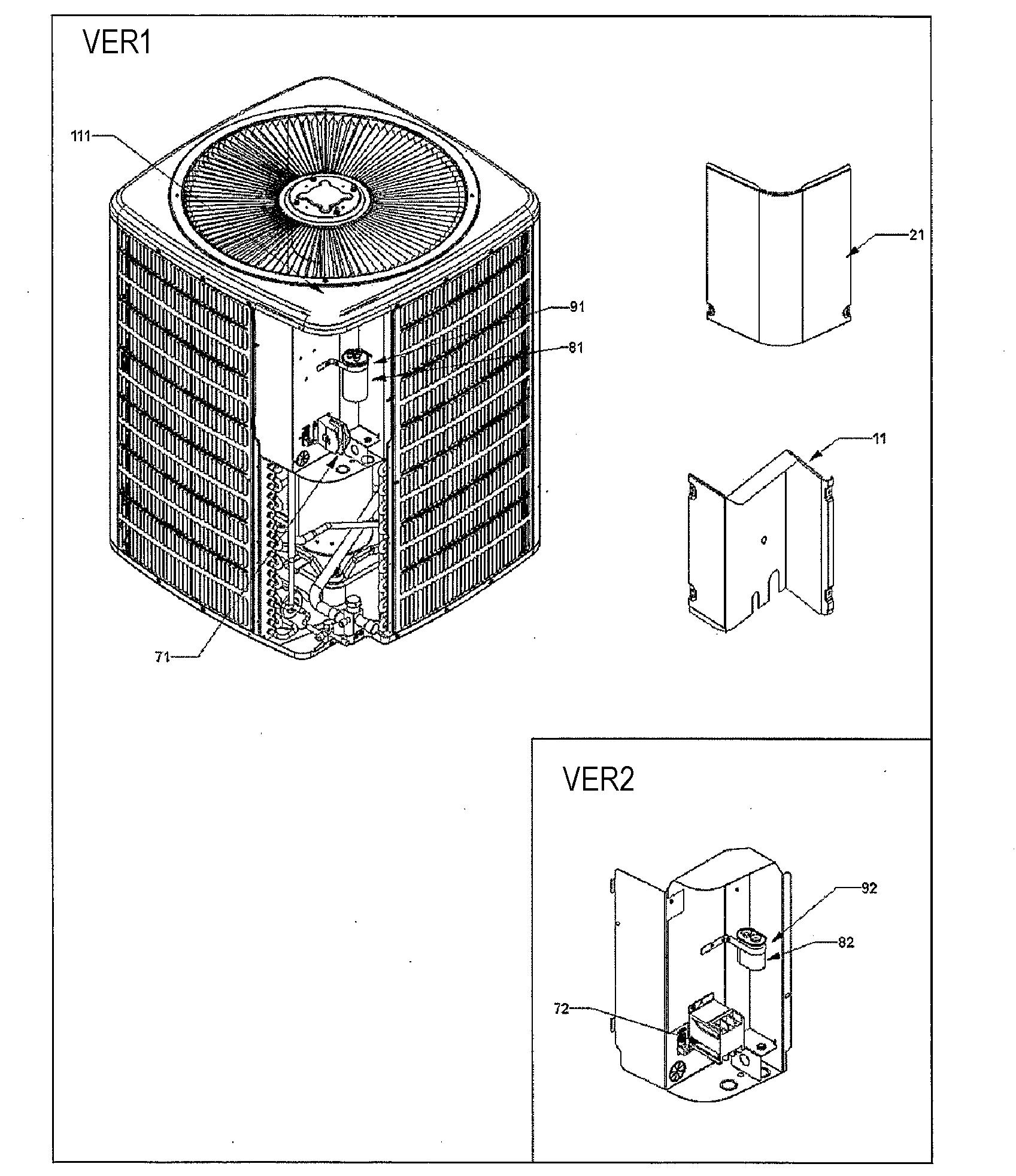 Goodman model GSC130241AE air-conditioner/heat pump
