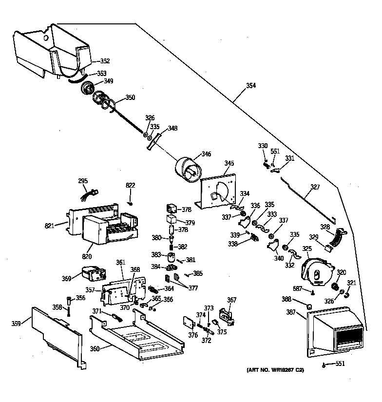 Wr30x10001 Wiring Diagram,x • Crackthecode.co