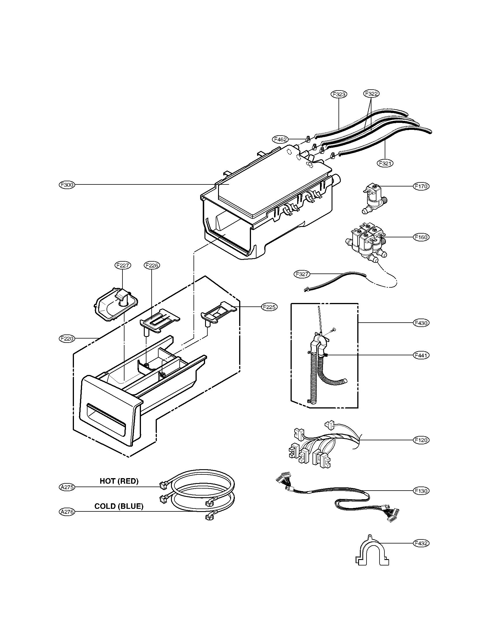 Lg Fb163 Series Service Manual Repair Guide