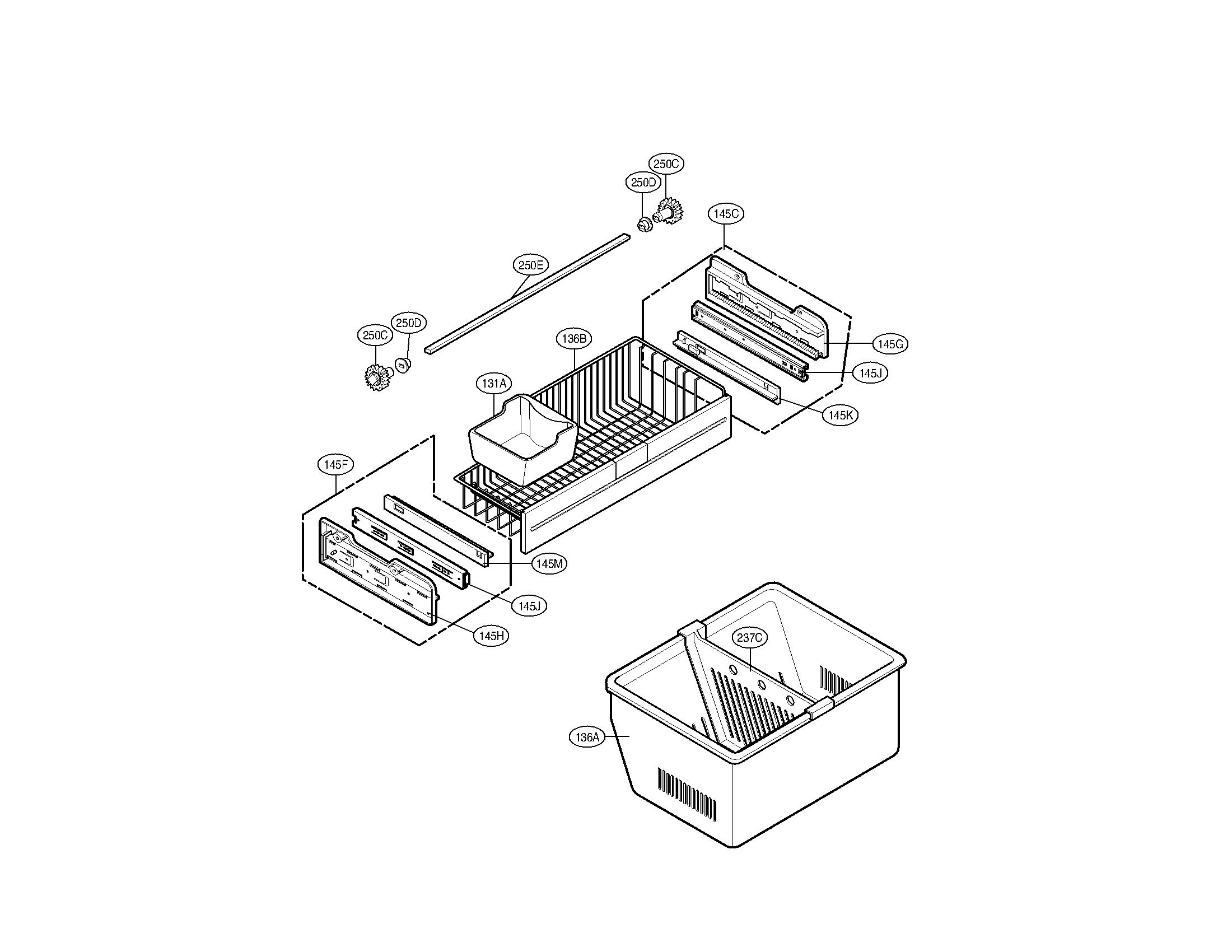 Repair Manual For Kenmore Bottom Freezer 592659290