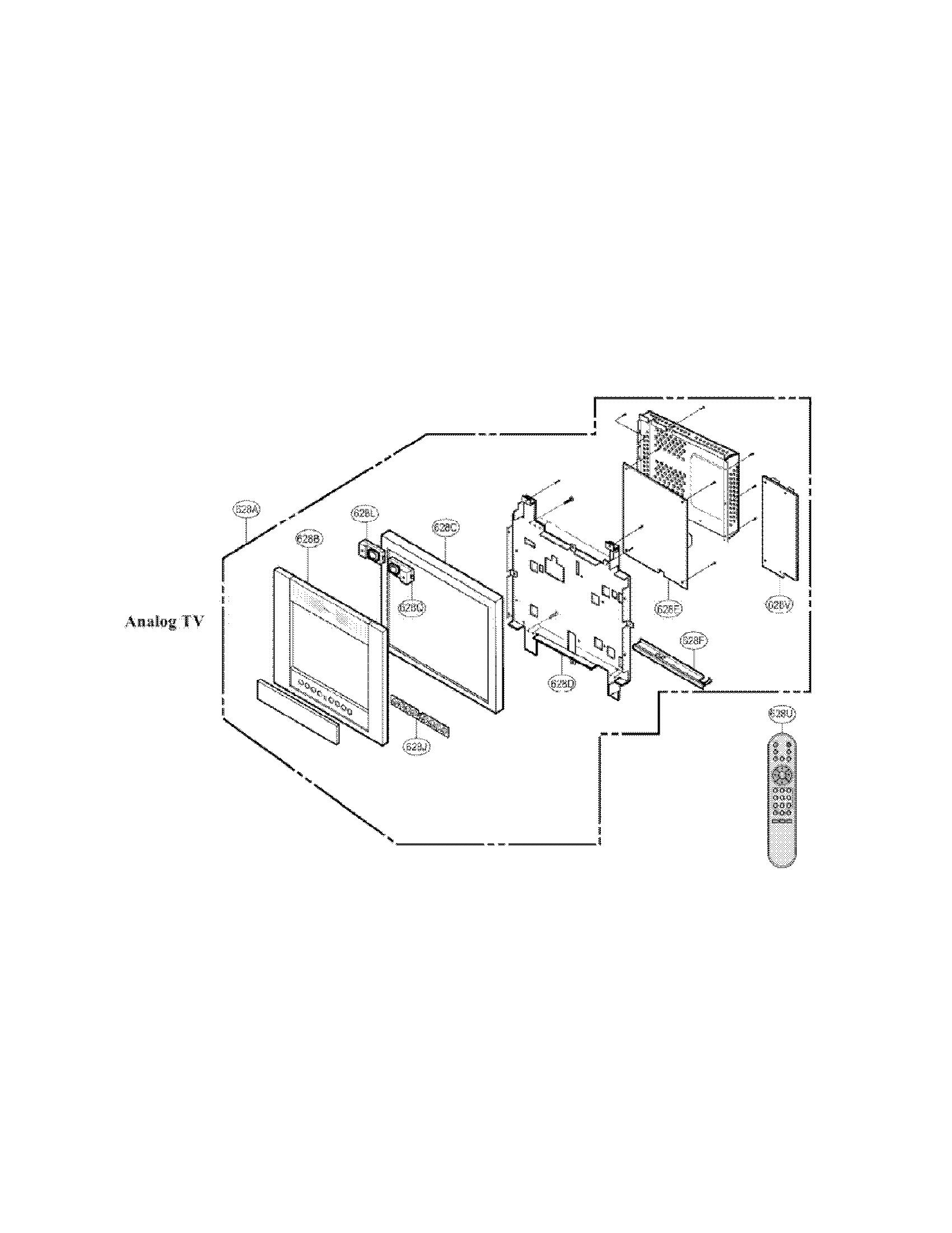 Lg model LSC27990TT side-by-side refrigerator genuine parts