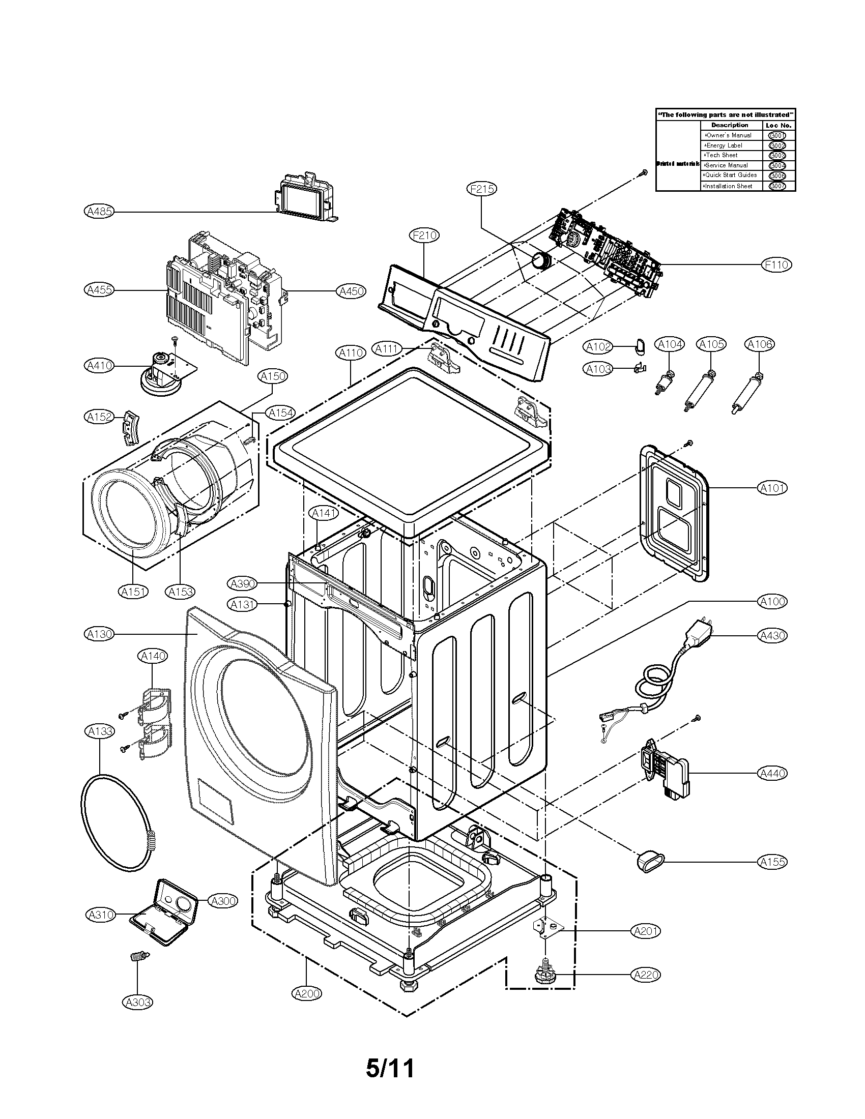 Kenmore Washer 40272900 Wire Diagram : 36 Wiring Diagram