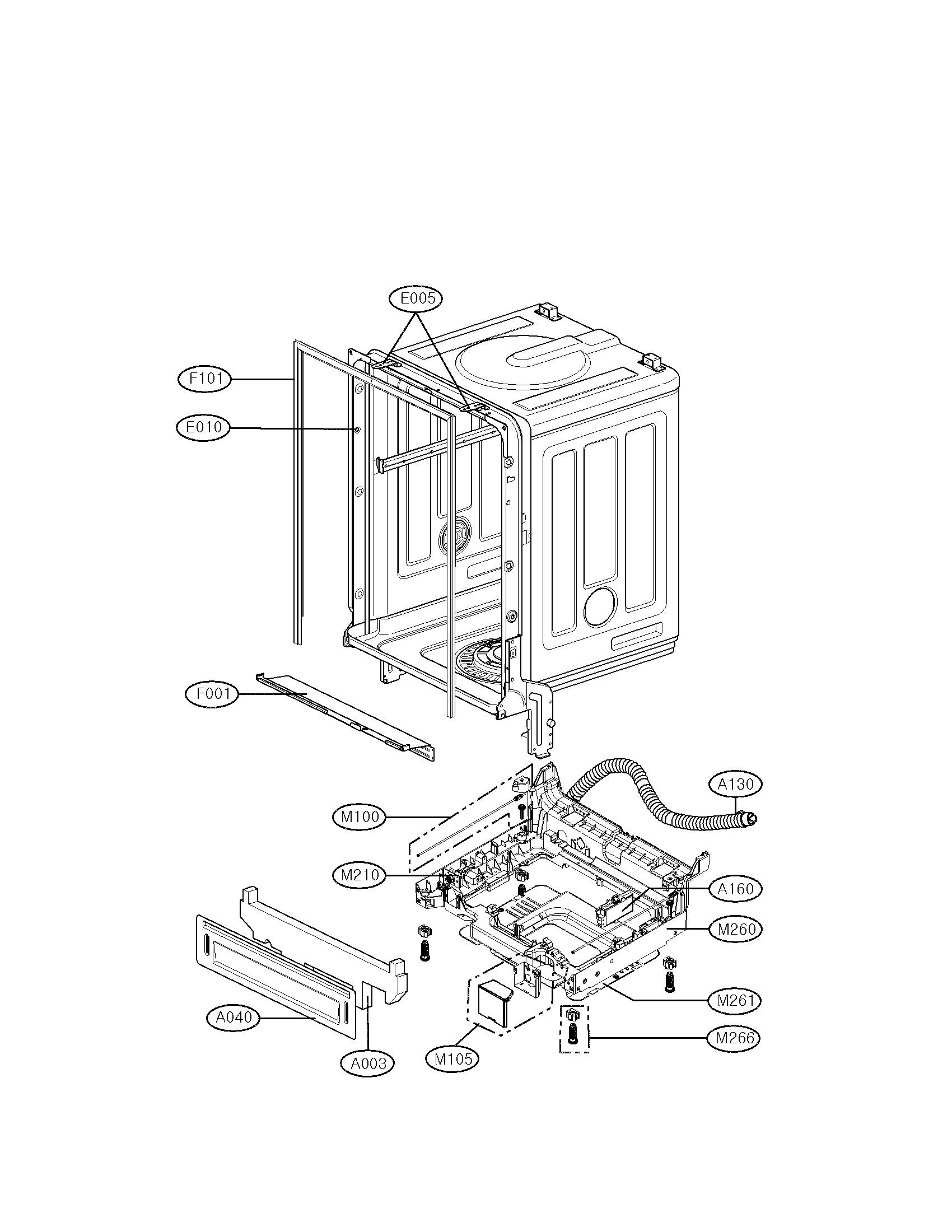 Lg Dishwasher Parts Near Me