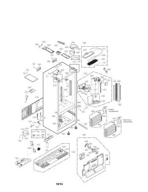 LG REFRIGERATOR Parts | Model LFXS30726S00 | Sears PartsDirect