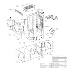 Kenmore Elite Dryer Diagram Of Teeth And Their Numbers Parts Model 79681593410 Sears