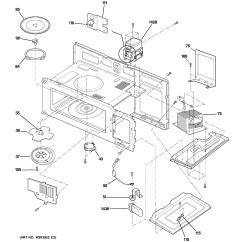 Working Of Jvm With Diagram Flexalite Fan Wiring Ge Microwave Parts   Model Jvm1540dm2bb Sears Partsdirect