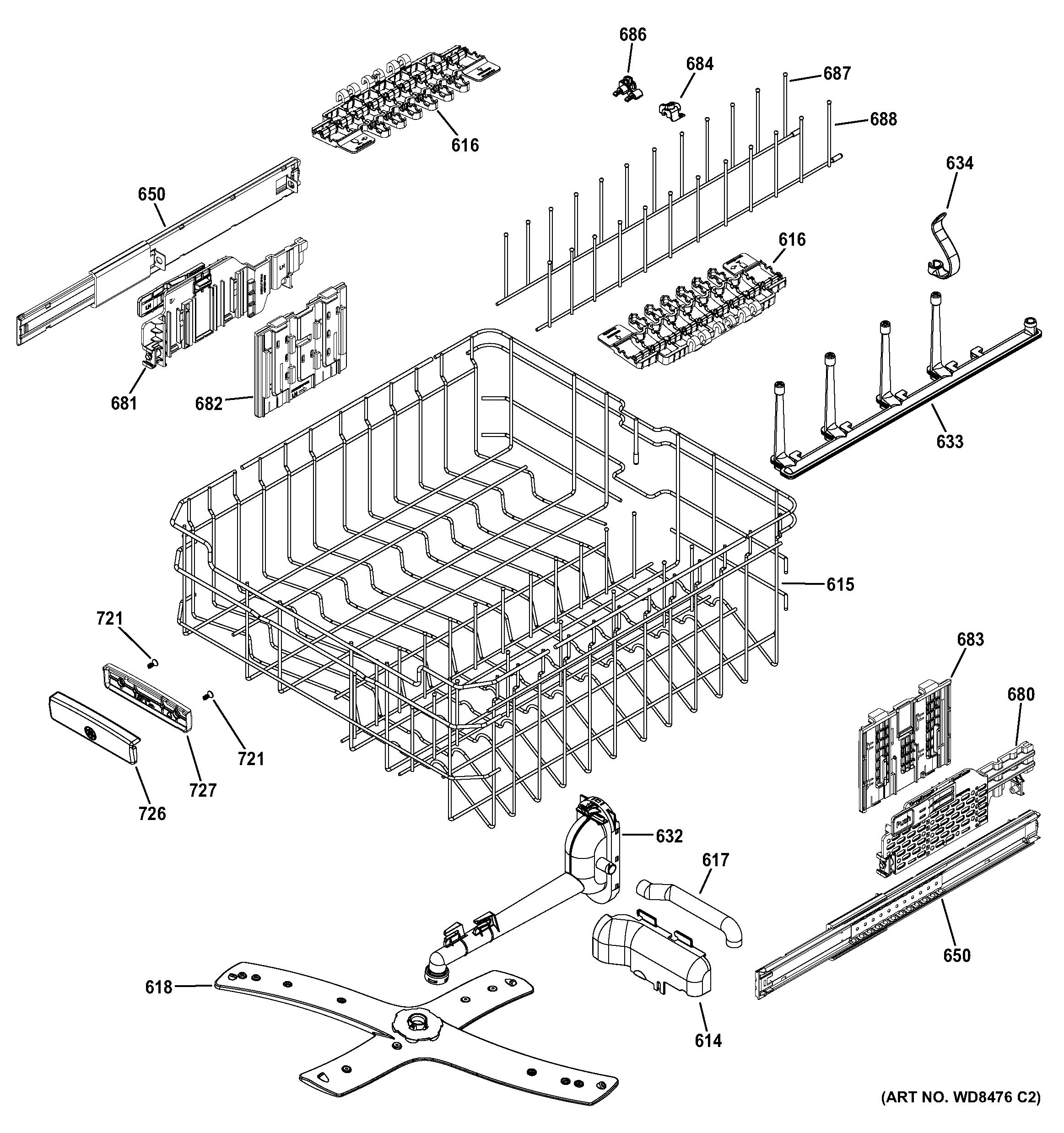 ge dishwasher parts diagram freefordradiocode co uk model pdt750ssf1ss sears partsdirect