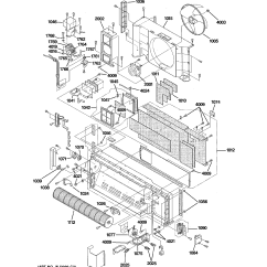 Ge Motor Wiring Diagram Teardrop Trailer Zoneline Parts Model Az61h07dadm2 Sears Partsdirect