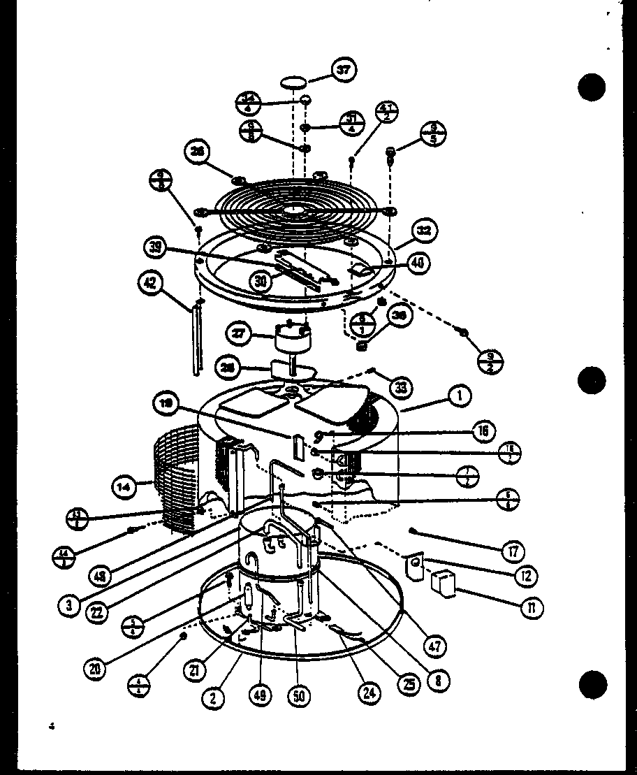 Amana model VRCF60U01B/P9885217C air-conditioner/heat pump