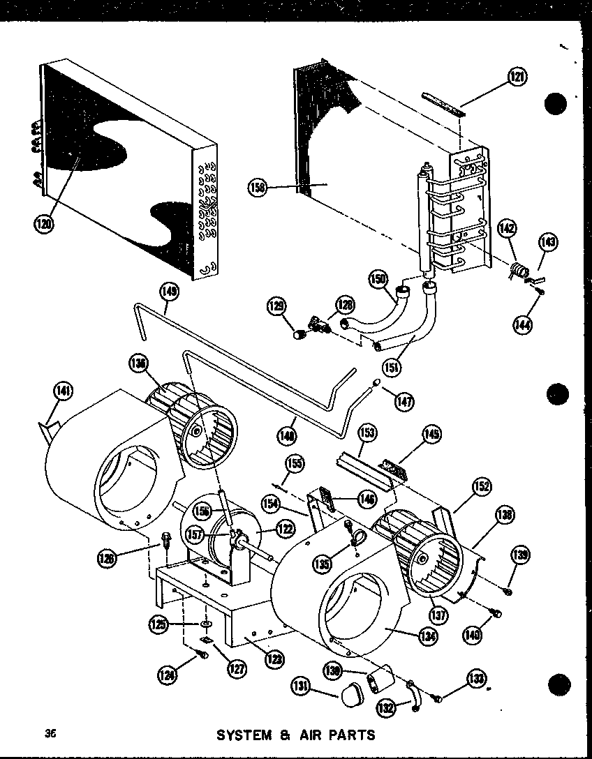 Amana model EPCG6212-3A/P55480-13C misc hvac genuine parts