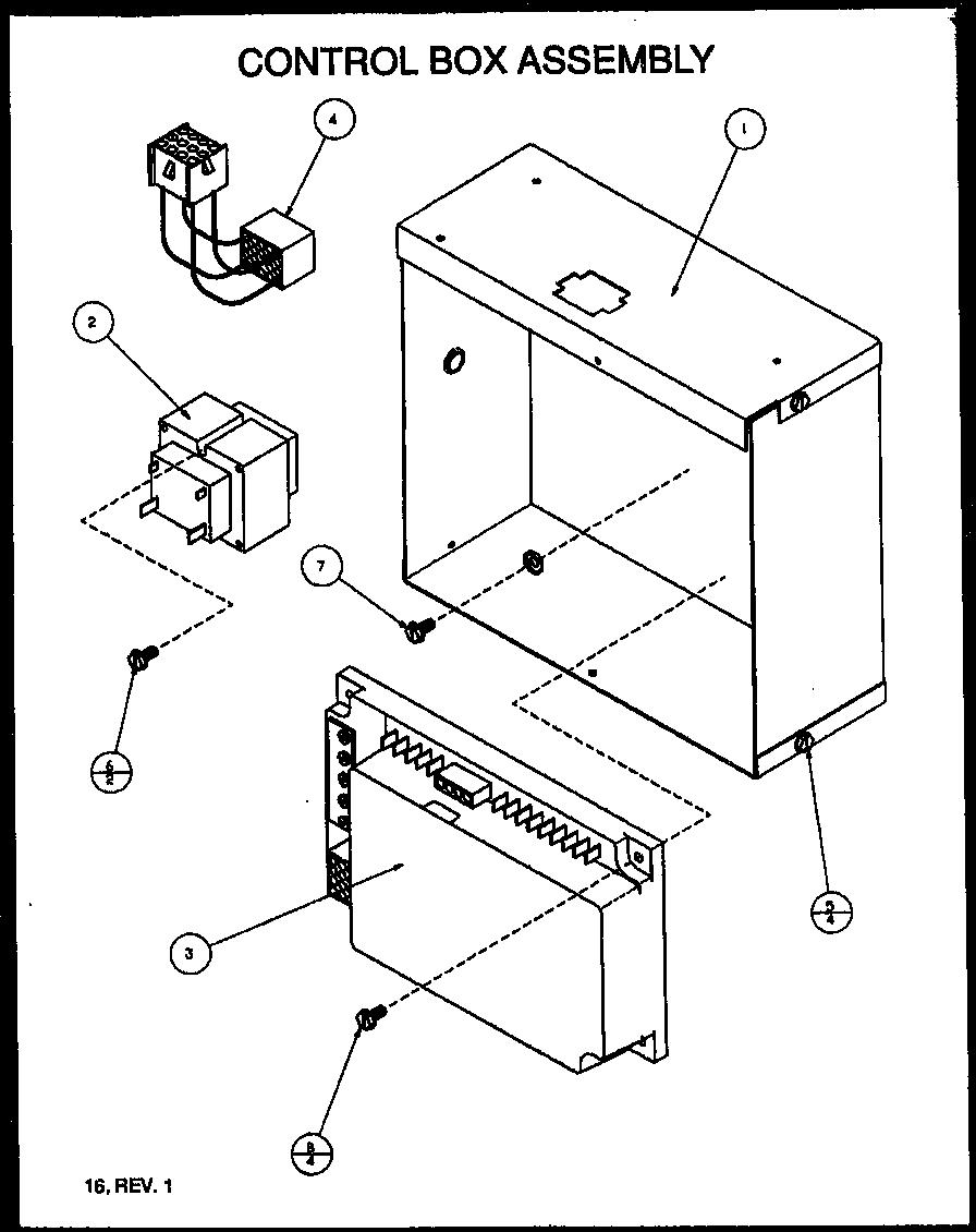 Amana model GUD070C30A/P1164502F misc hvac genuine parts