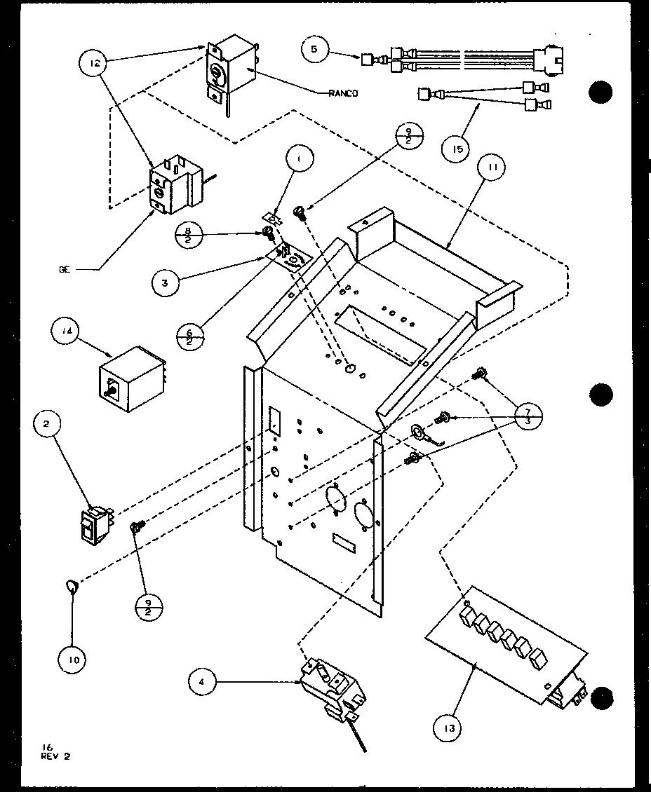 Amana model 12,000BTUMODELS air-conditioner/heat pump
