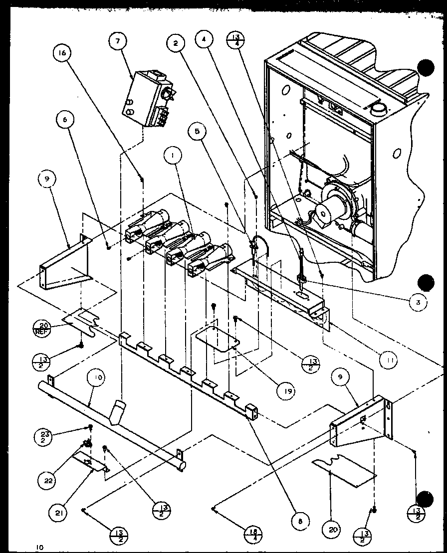 Amana Ned7200tw Parts Diagram, Amana, Get Free Image About