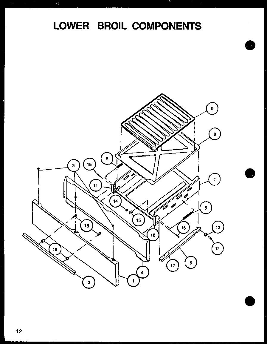Caloric model RLT370UCO/P1141109NI slide-in range, gas