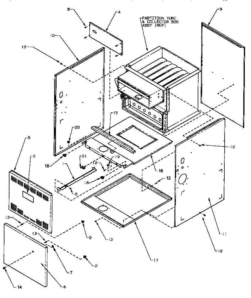 Home Gas Hvac Control System Diagrams HVAC Air