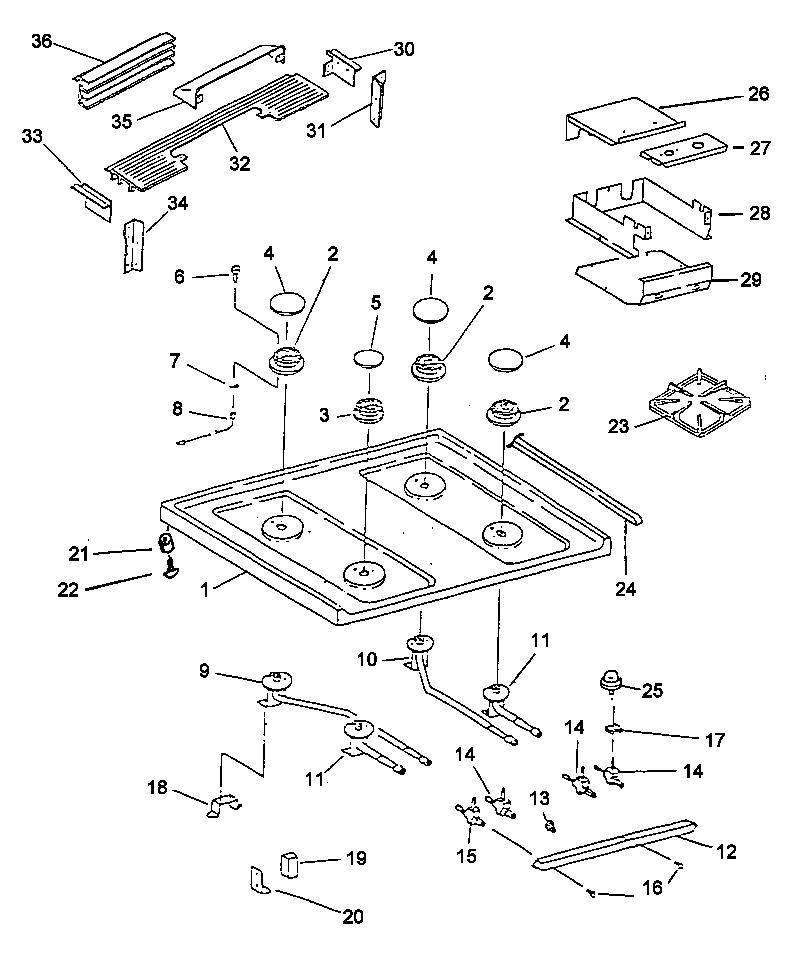 Kenmore Flat Top Stove Manual