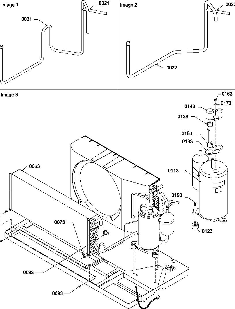 Amana model PTC123A35AB/P1225109R misc hvac genuine parts