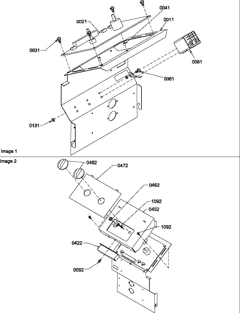 Amana model PTC074A25AB/P1225142R misc hvac genuine parts