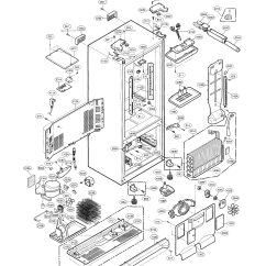 Kenmore 106 Refrigerator Parts Diagram Architecture Software Block Elite | Model 79577544600 Sears Partsdirect