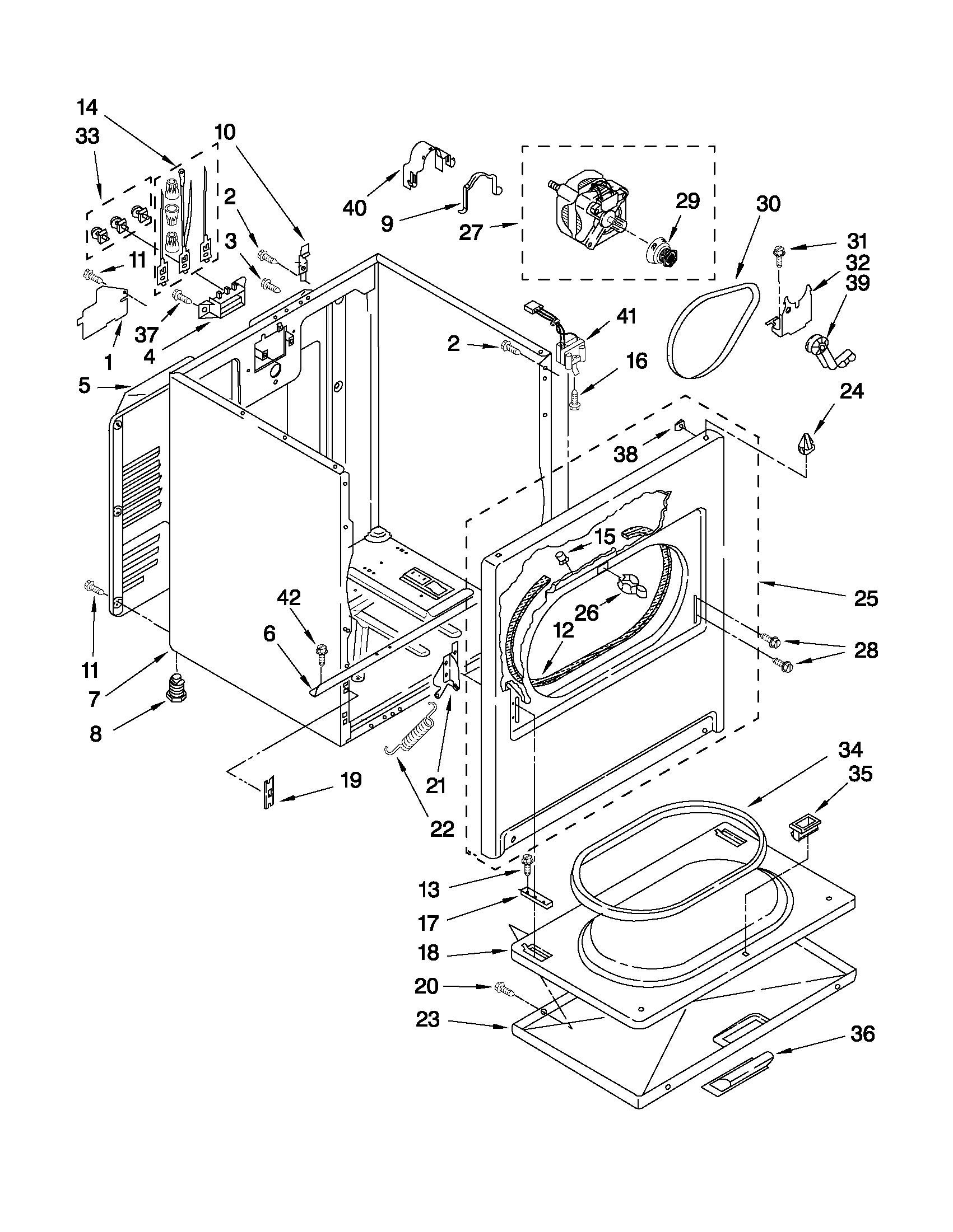 Kenmore Model 110 Repair Manual
