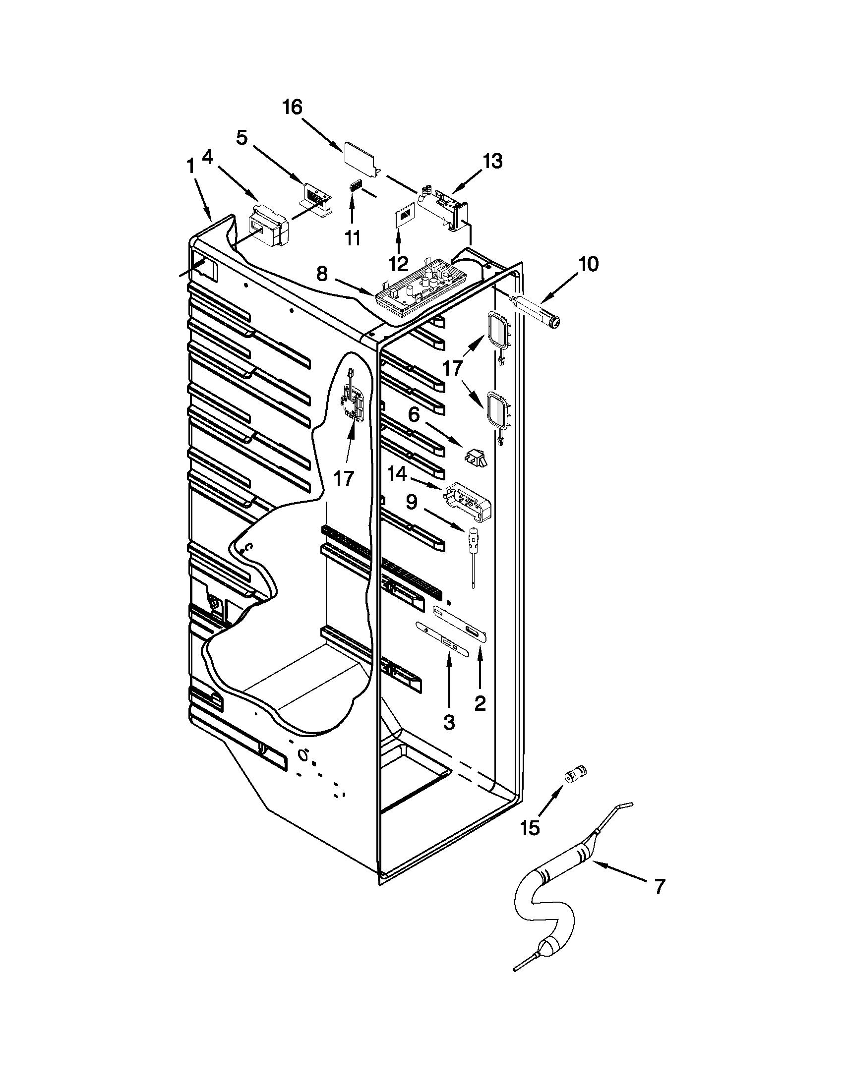KENMORE REFRIGERATOR MANUAL - Auto Electrical Wiring Diagram