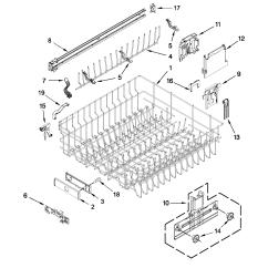 Kenmore Elite Parts Diagram Two Step Dance Steps Dishwasher Model 66512773k310
