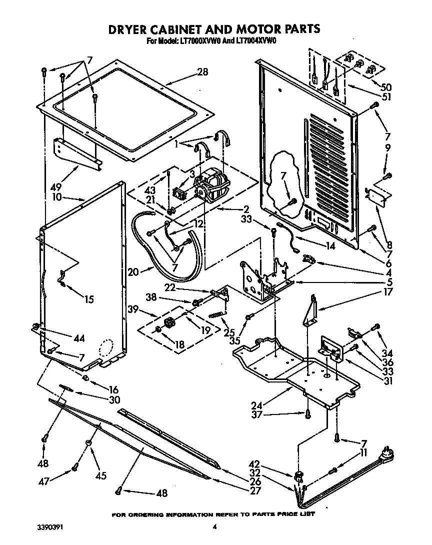 Whirlpool Washer Motor Wiring Diagram Lt7000xvw0 : 48
