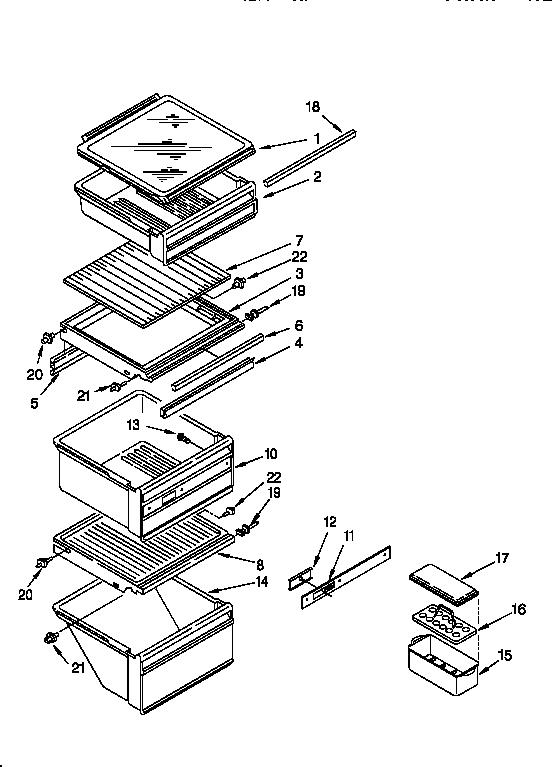 Maytag Refrigerator Mf12269vem10 Wiring Diagram : 47