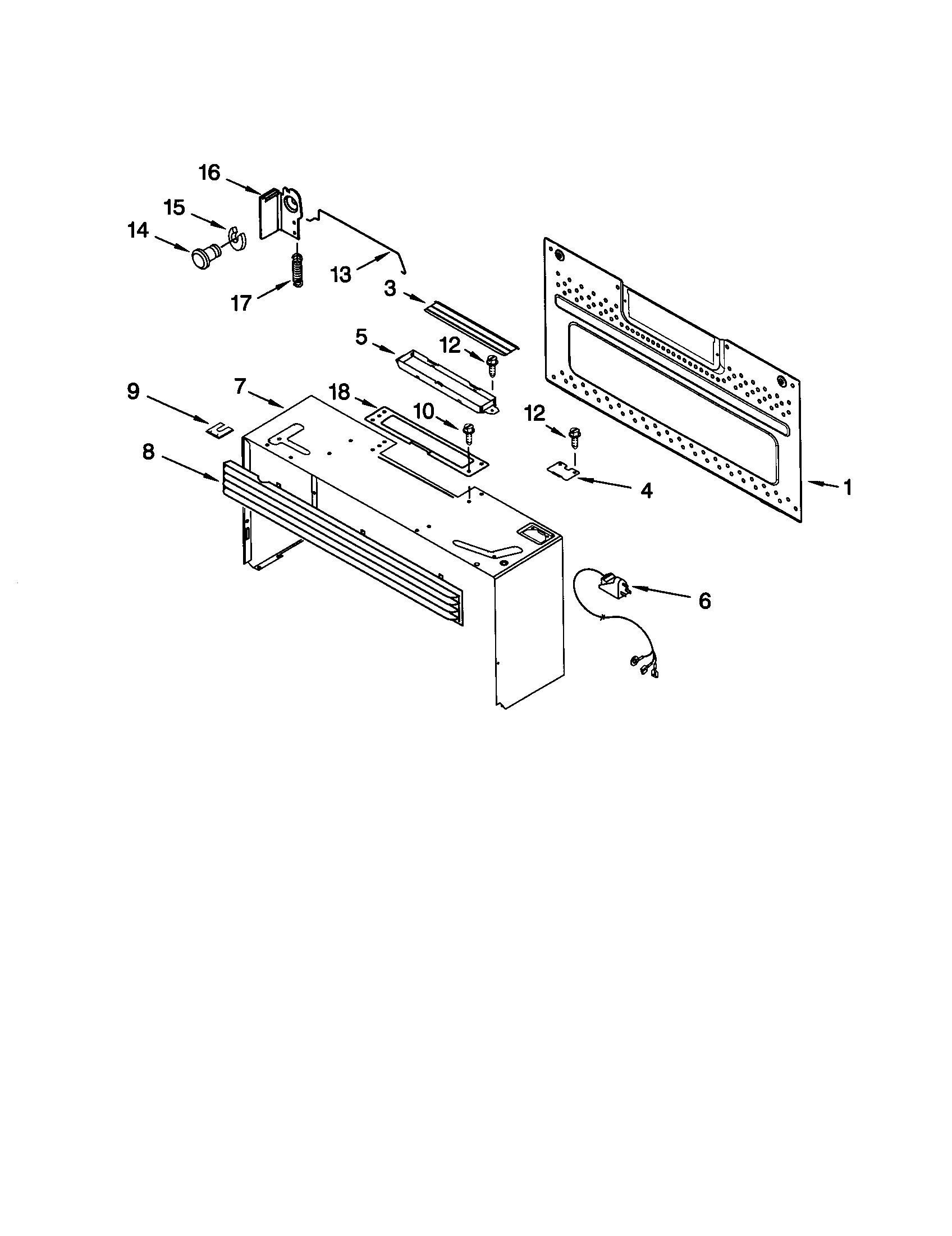 Kenmore model 66569619991 microwave/hood combo genuine parts