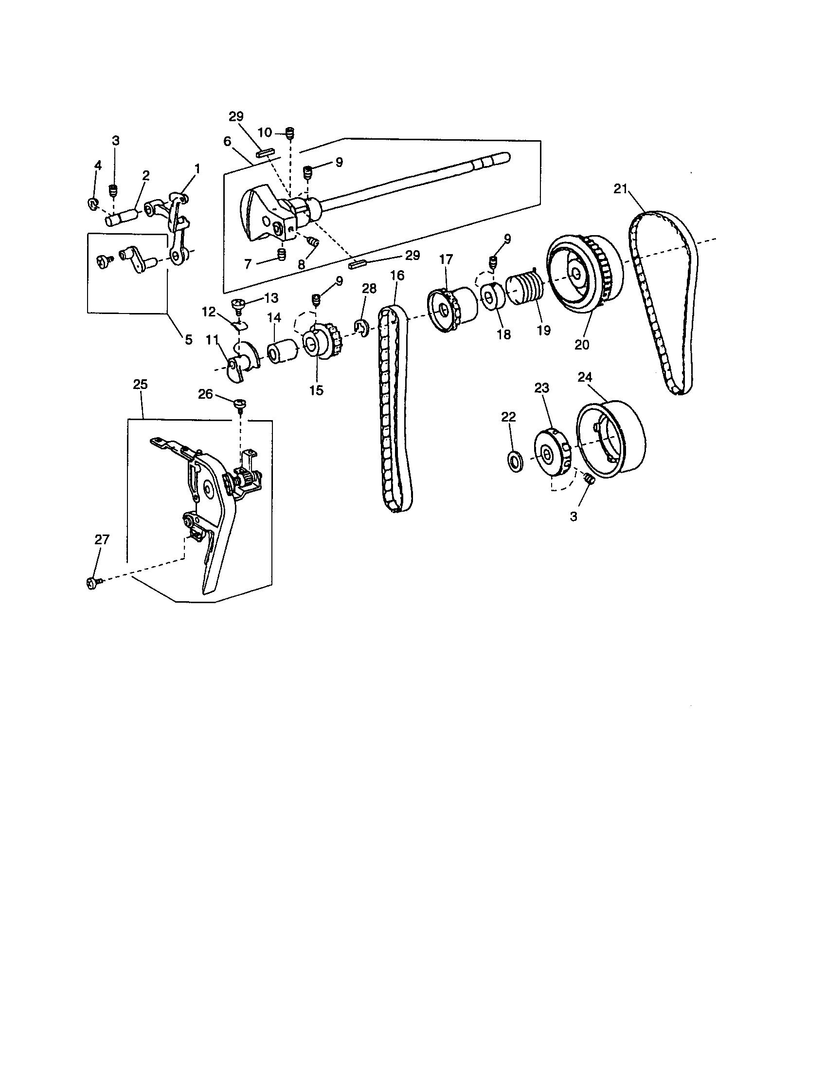 Kenmore-Elite model 38519365990 electronic sewing machines