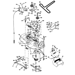Sears Suburban Garden Tractor Wiring Diagram additionally Sears Riding Lawn Mower Wiring Diagram additionally White Riding Lawn Mower Wiring Diagram further Poulan Riding Lawnmower 366805 likewise 1509200. on wiring diagram for sears lawn tractor