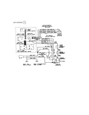 Kenmore model 25350650000 dehumidifier genuine parts