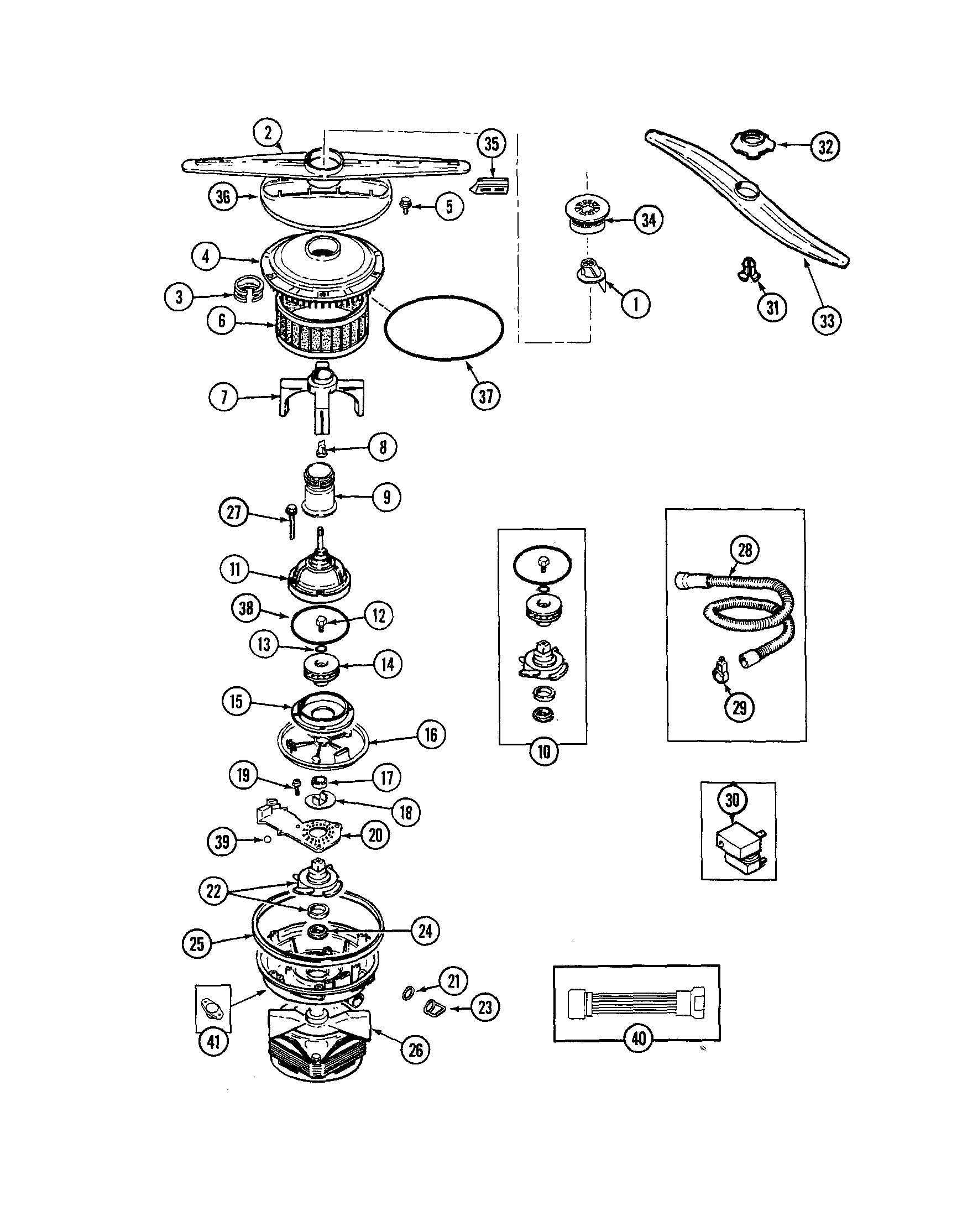 Jenn Air Dishwasher Wiring Diagram Jenn Air Clock Wiring
