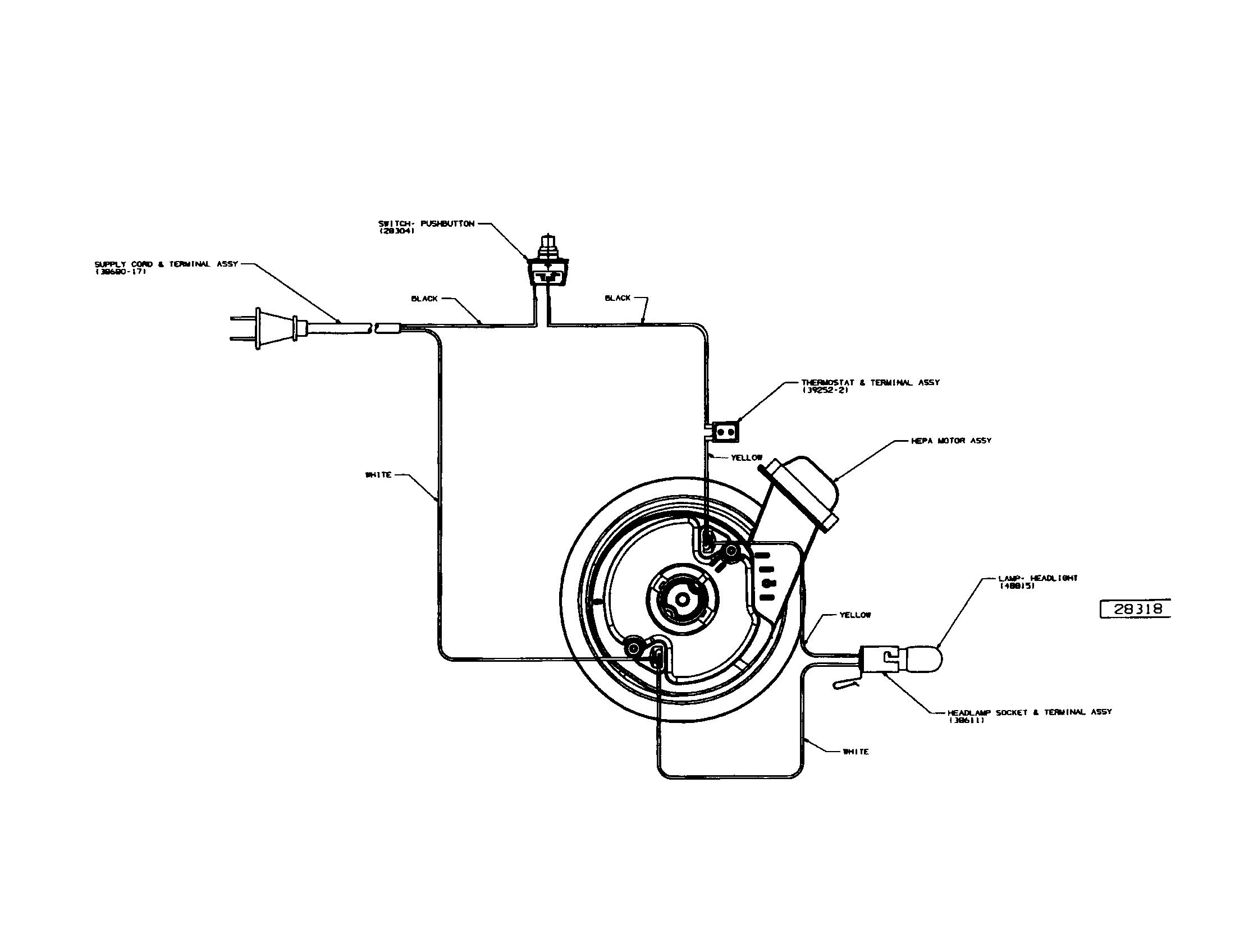 Oreck Vac Wiring Diagrams Toshiba Wiring Diagram Wiring