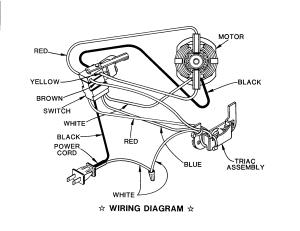 Craftsman model 315105050 drill reversing genuine parts