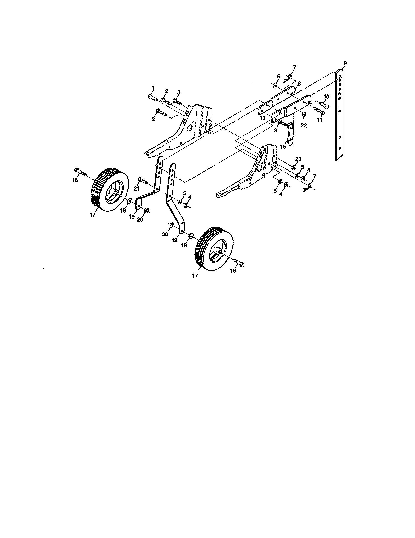 Craftsman model 917292481 front tine, gas tiller genuine parts