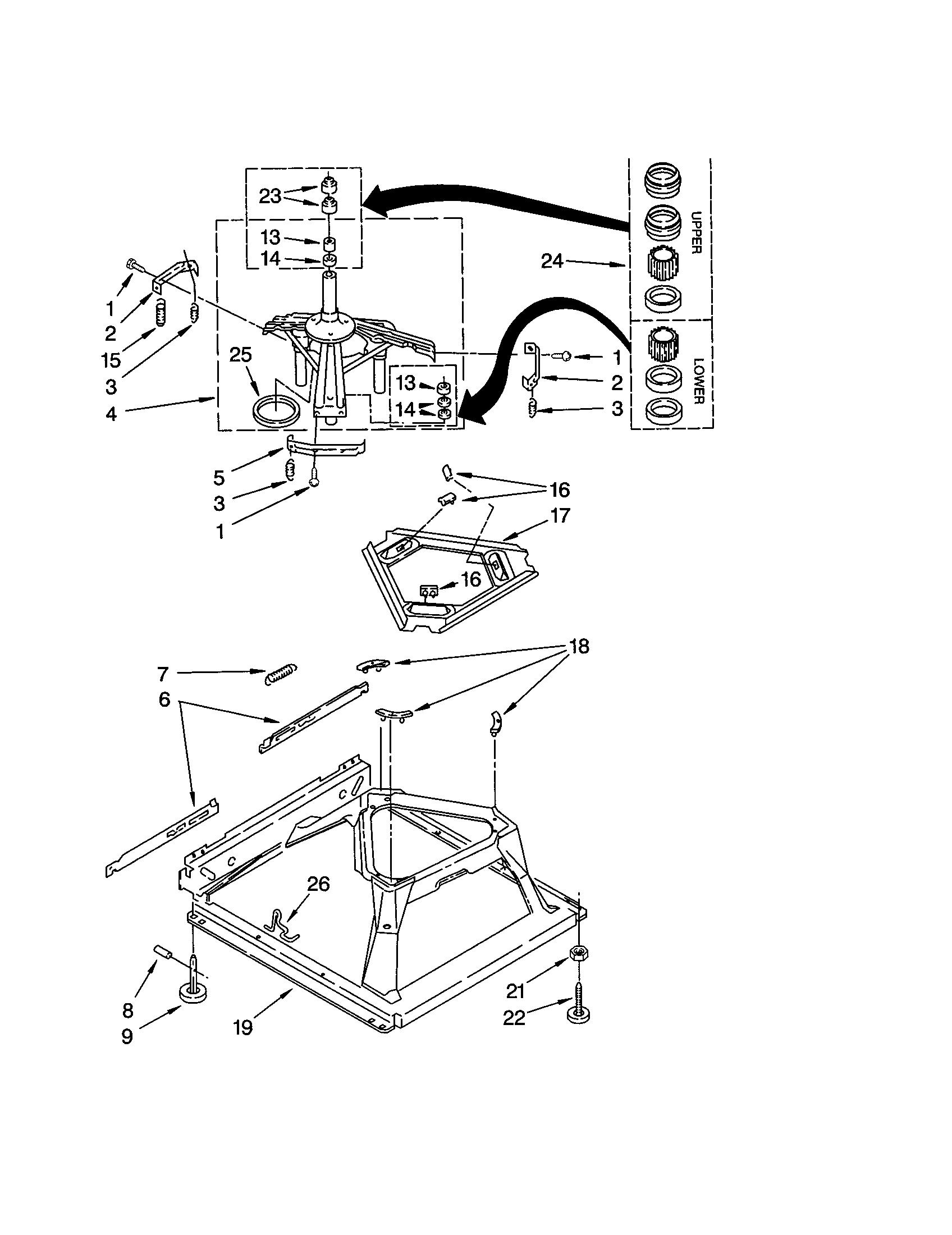 Kenmore-Elite model 11023034101 residential washers