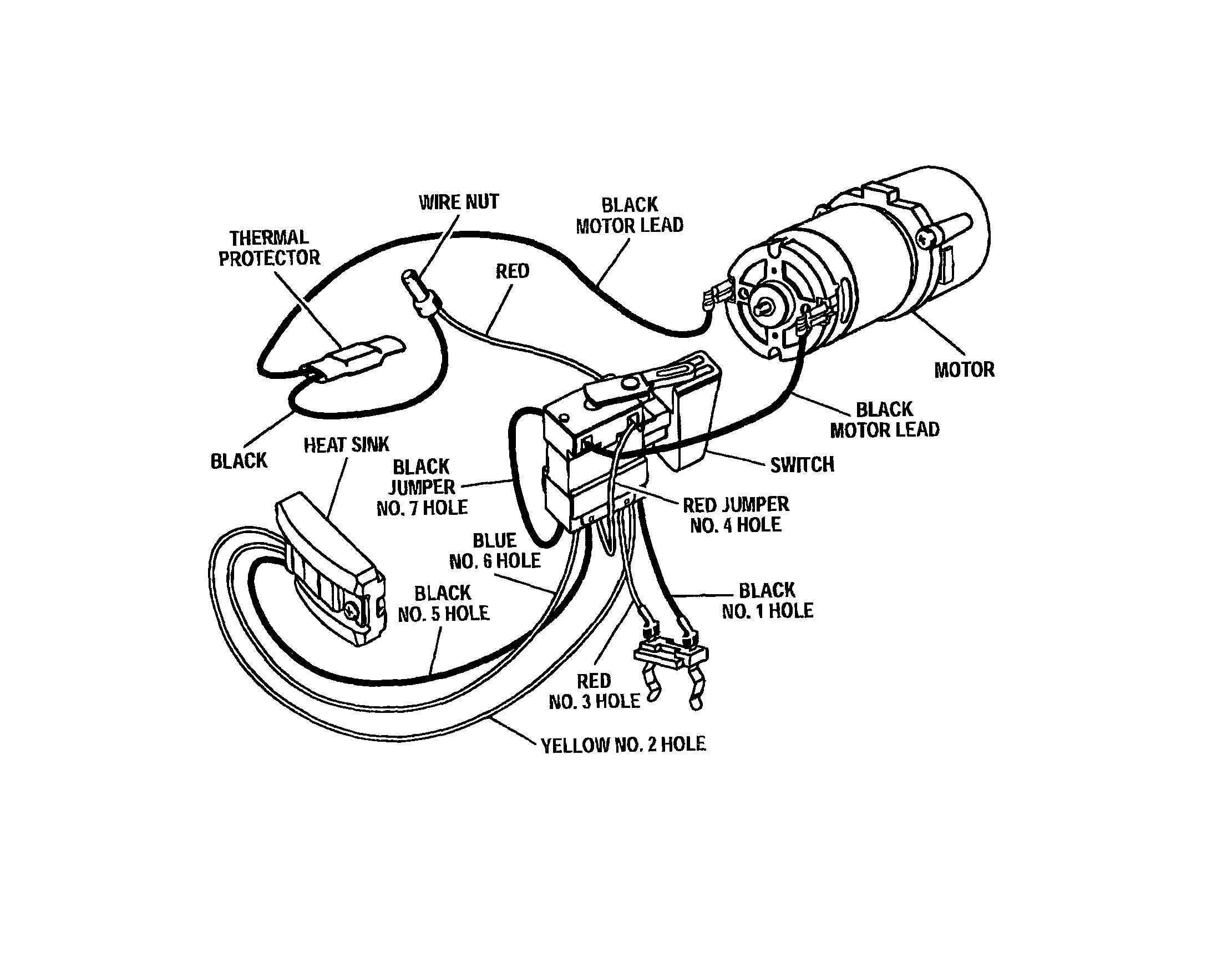 Craftsman model 973114240 drill driver genuine parts
