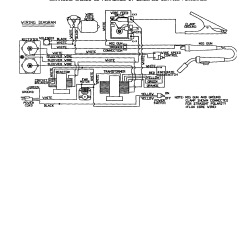 Ge Wiring Diagram Refrigerator Johari Window Behavior Century 100 Wire Feed Welder Parts   Model 117050 Sears Partsdirect