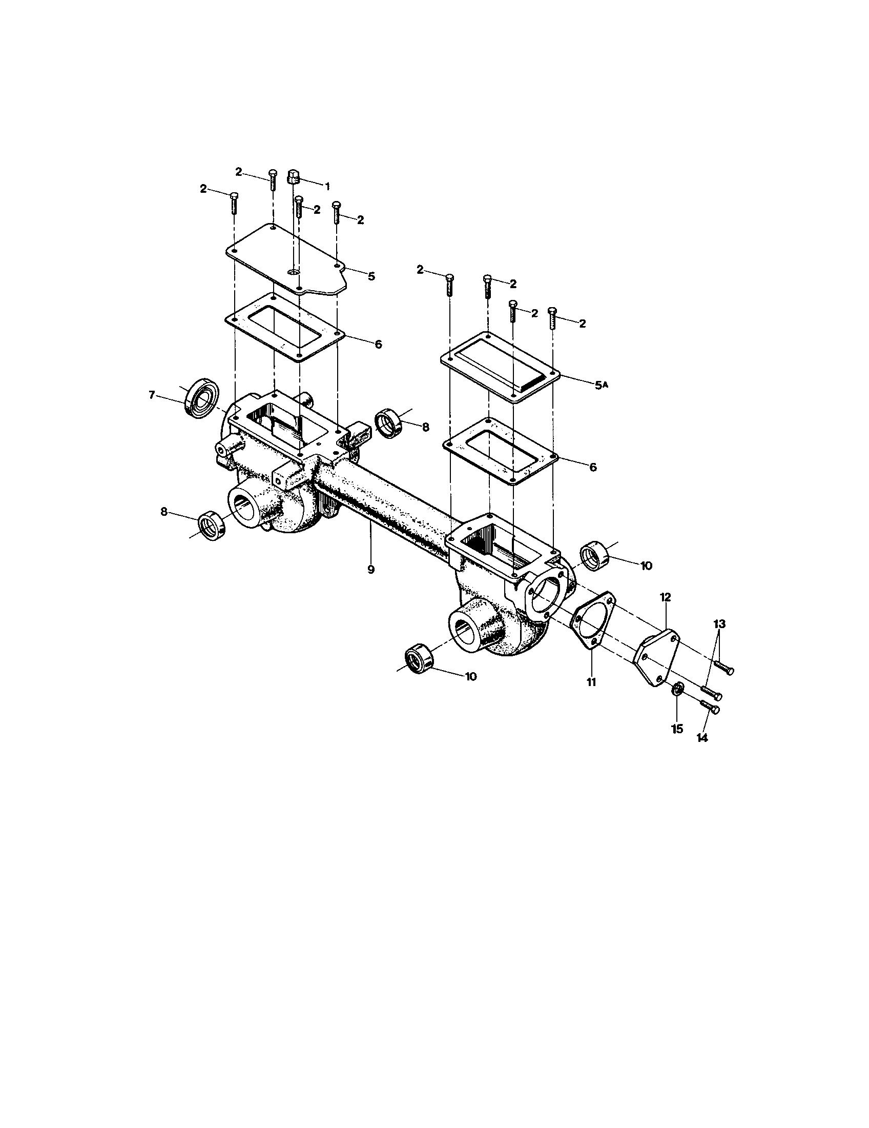Troybilt model 12210 rear tine, gas tiller genuine parts