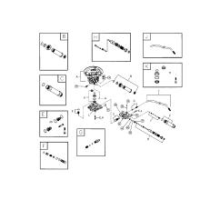 Troy Bilt Pressure Washer Parts Diagram Different Ear Piercings Troybilt Model 020245 Power Gas Genuine Pump Assembly