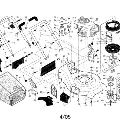 Husqvarna Lawn Mower Parts Diagram 12v Transformer Wiring Model 5521bbc Walk Behind Lawnmower Gas Genuine No Found